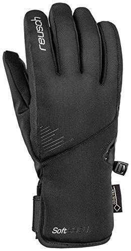 Reusch Snowsports Women's Mikaela Meida Ski Gloves, Black, Small by Reusch Snowsports