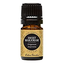 Sweet Marjoram 100% Pure Therapeutic Grade Essential Oil by Edens Garden- 5 ml