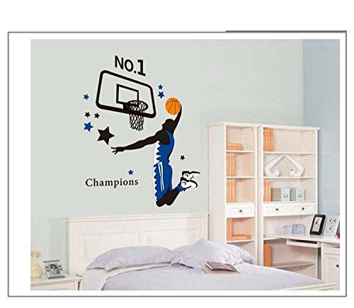 Baketball Champions Wallpaper Children Decoration product image