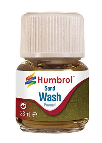 Humbrol AV0207 Enamel Wash Sand Model Kit