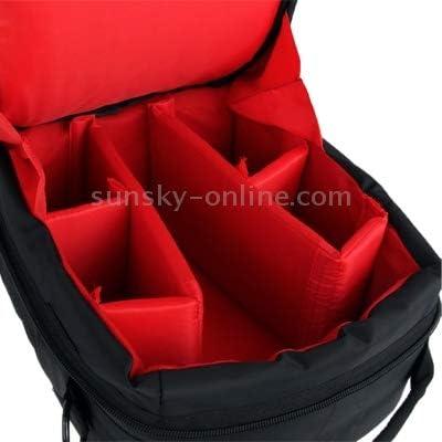 Size 230 x 155 x 295mm ZQ House Portable Digital Camera Cloth Bag with Strap