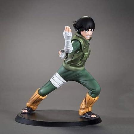 DMCMX Personaje Naruto Modelo Rock Lee Cuerpo de Ninja Ninja ...