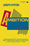 Ambition, Joseph Epstein, 0929587189
