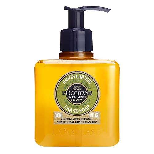 L'Occitane cleansing lavender hand soap