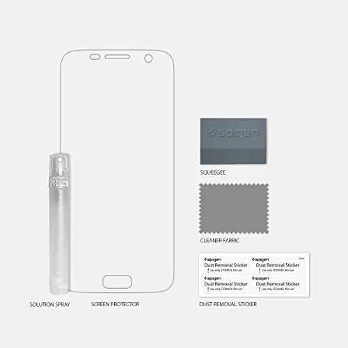 cheap for discount 1938a 2ce20 Spigen [Completely Protect] [Neo Flex] Galaxy S7 Screen Protector ...