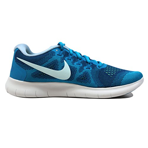 gym Wmns Bleu Glacier Chaussures Femme Running Blue 401 Nike 2017 De Rn Free 8dxxqfwz