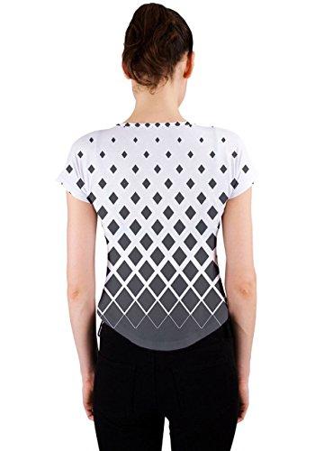 CowCow - Camiseta sin mangas - para mujer gris oscuro
