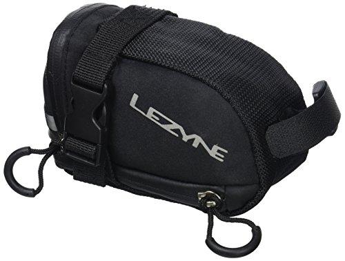 Lezyne Sattel Trainer Laufradtasche Tasche EX Caddy, Schwarz, 45.5 x 34.0 x 26.5 cm, 0.5 Liter, 1-SB-CADDYEX-V1M04