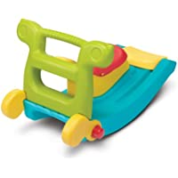 Fisher-Price Fun Slide n Rocker, Yellow/Blue