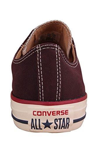 Calzado Converse Chuck Taylor All Star Ox Baloncesto Cereza Negra