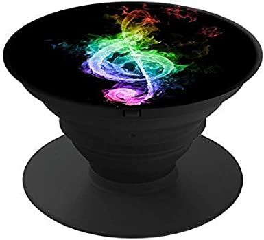 iPads and Tablets Expandable Multi-Function Stand for All Android Phones Black Smart Phone Stand Baby Elephant Dj Wearing Headphones Mobile Handle 2 Pack