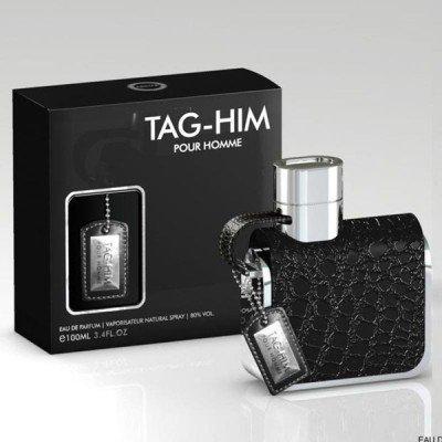 Armaf Tag Him Pour Homme Vaporisateur Spray EDT - 100 ml(For Men)