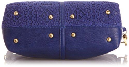 Darling Kate Handbag Schultertasche Blau wFWYaJxQ