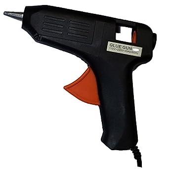 Mega Glue Gun With 5 Glue Sticks