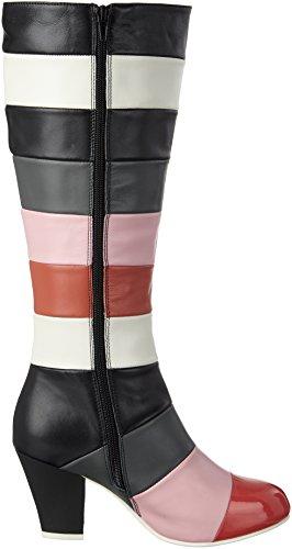 Lola Ramona Ladies Elsa Boots Multicolore (multi)