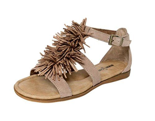 Minnetonka Womens Presley Taupe Suede authentic for sale sale latest cheap great deals tumblr for sale bg9SrgDtz