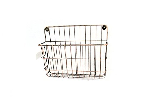 Bronze Plated Metal Wall Holder