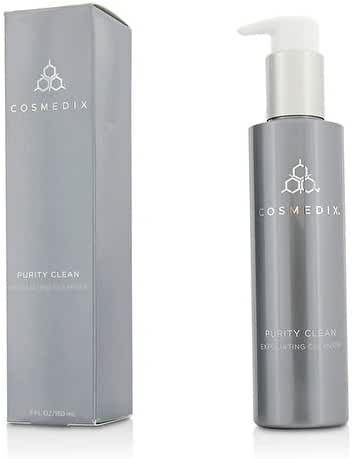 Cosmedix Purity Clean Exfoliating Cleanser, 5 Fluid Ounce