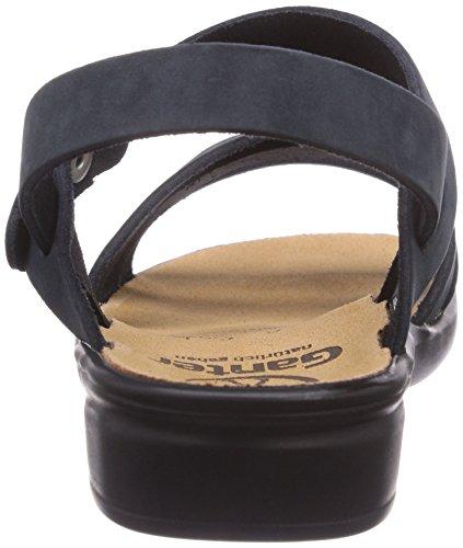 Ganter Women 3-202812-30000 Open-Toe Sandals Blue - Blue (Ozean 3000) discount explore 9mpX5AilX