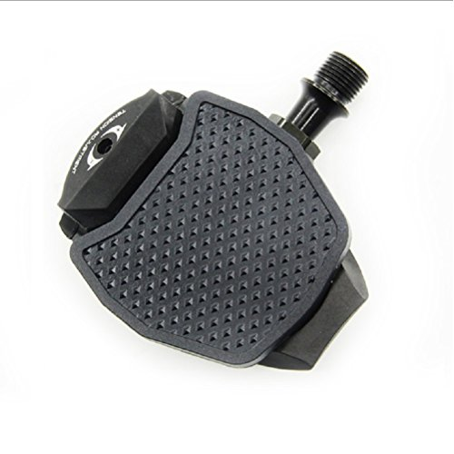 Plate Pedal Plate (XOSS Clipless Pedal Adapter Bicycle to Platform Bike Pedal Covers for Shimano Look Road Pedals (KEO Pedal Plate))