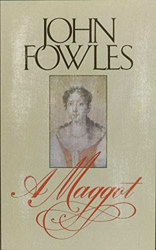 book cover of A Maggot