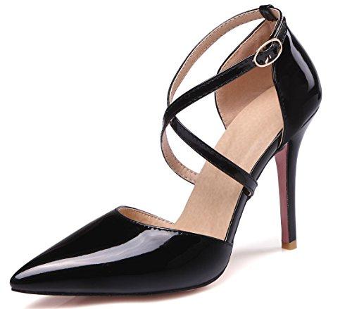 Pour Noir KingRover KingRover Escarpins KingRover Noir Femme Escarpins Femme Pour Escarpins q74dq