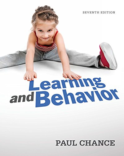 Learning and Behavior Pdf