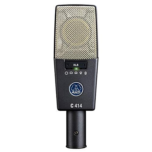 AKG Pro Audio C414 XLS Instrument Condenser...