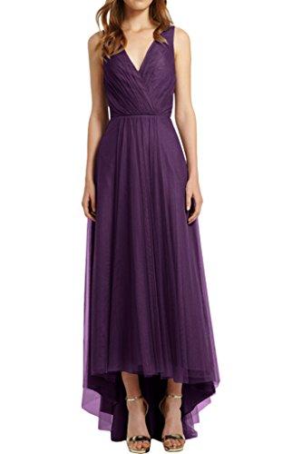 Promgirl House - Robe - Trapèze - Femme -  violet - 50