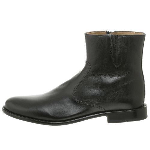 Pictures of Florsheim Men's Hugo Boot 18570 Black Milled Leather 4