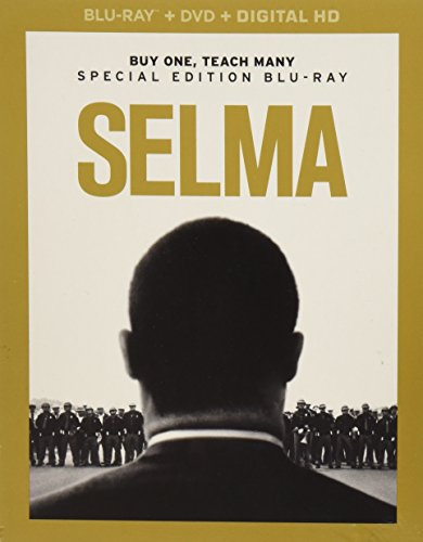 Selma (Blu-ray + DVD + Digital HD + Bonus Disc)