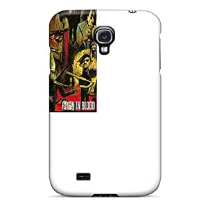 Premium Protection Slayer Case Cover For Galaxy S4- Retail Packaging
