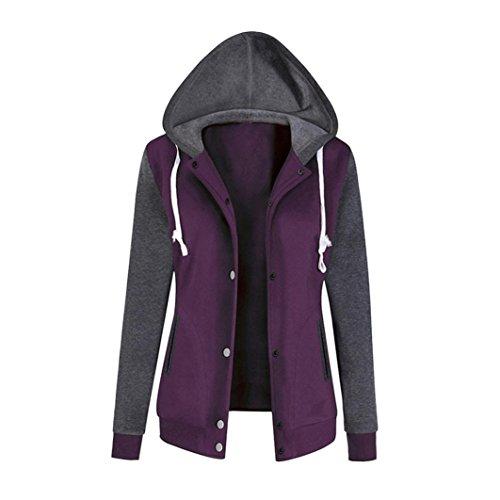 Varsity Hoody Sweatshirt - 5