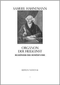 Organon samuel hahnemann gratis