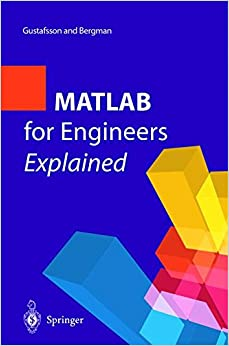 Book MATLAB® for Engineers Explained
