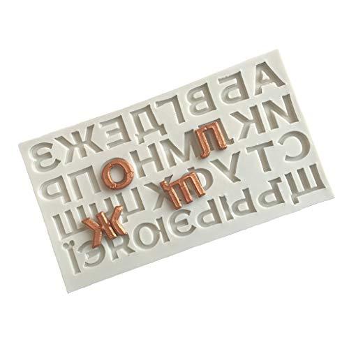 Alphabet Casting Mold - 3