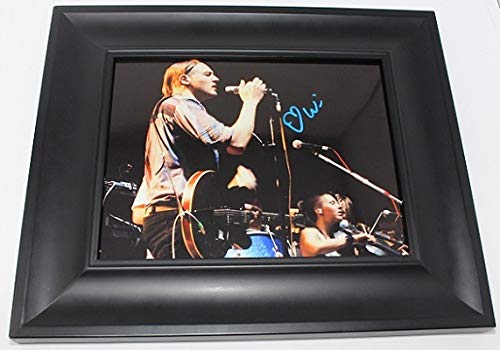 Arcade Fire Everything Now Win Butler Authentic Signed Autographed 8x10 Glossy Photo Gallery Framed Loa