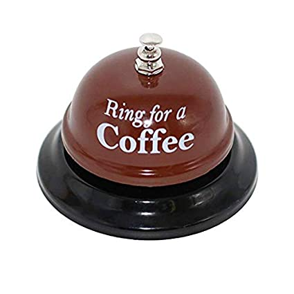 Desk Kitchen Bar Counter Top Service Call Bell Ring For A Coffee Desk Top  Bell Ring