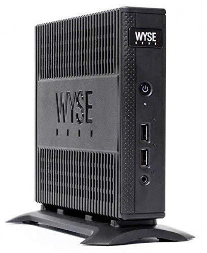 (Dell Wyse 5010, Thin Client Mini Desktop PC, G-T48E, 2GB RAM Memory, 8GB Flash Storage, AMD Radeon, Wyse ThinOS - (Certified Refurbished))