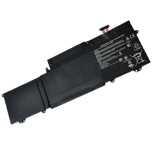 Amsahr Replacement Battery for ASUS C23-UX32, UX32, UX32A...