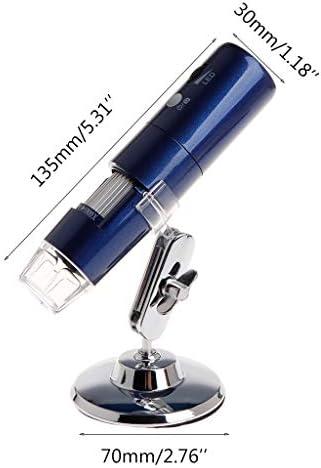 VvXx HD 1080P WiFi Microscopio 1000X Magnifier for Universal ...