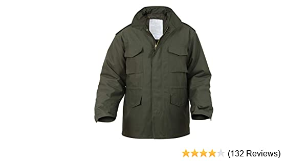 Rothco M-65 Field Jacket - Olive Drab