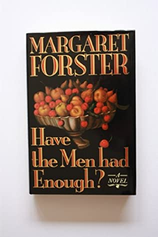 book cover of Have the Men Had Enough?