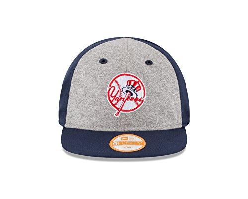 4d712a511f8 MLB New York Yankees Kids Heather Tot 940 Adjustable Cap ...