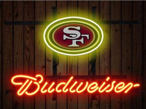 San Francisco 49ers Neon Sign 49ers Neon Sign 49ers Neon