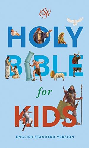 ESV Holy Bible for Kids, Economy Paperback – Illustrated, 31 Mar. 2017