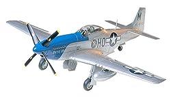 Tamiya Models North American P-51D Mustang Model Kit from MMD Holdings, LLC