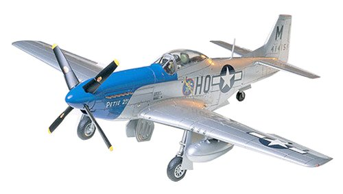 Tamiya Models North American P-51D Mustang Model Kit, used for sale  Delivered anywhere in USA