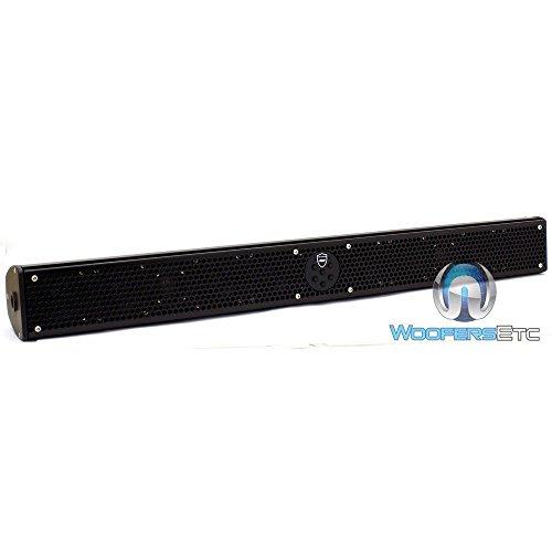 Wet Sounds STEALTH-10 Ultra - Black 10 Speaker All-in-One Bluetooth Soundbar (Ultra Speakers)