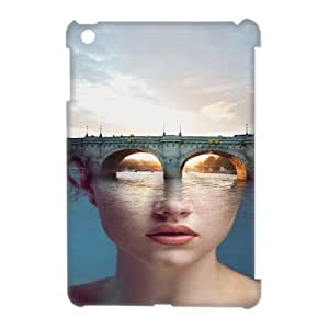 Ipad Mini Abstract pattern 3D Art Print Design Phone Back Case Customized Hard Shell Protection DFG028805